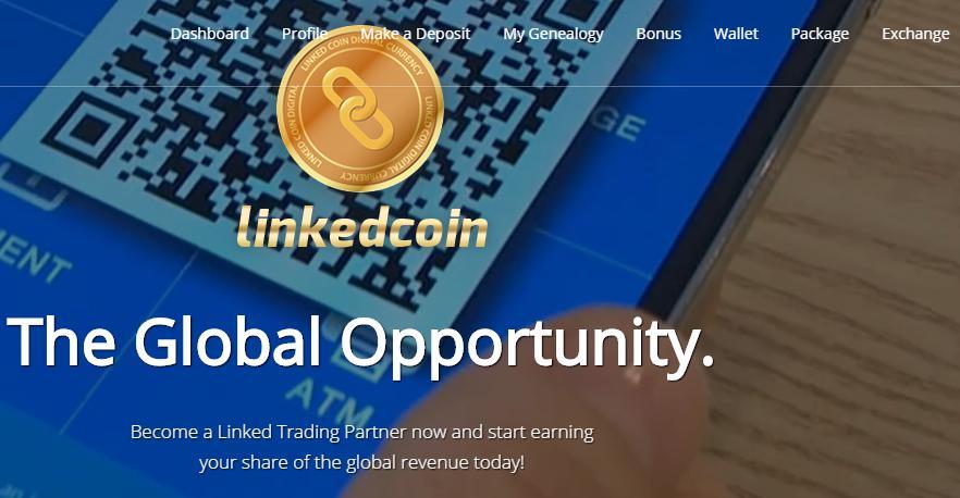 リンクドコイン換金変更