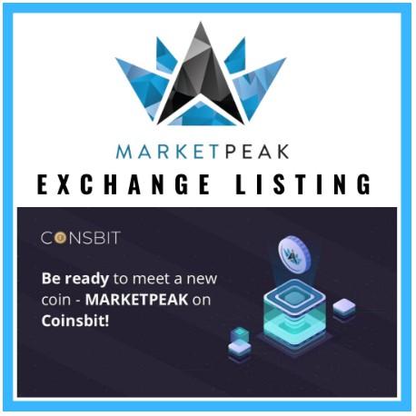 いよいよMarketPeak(マーケットピーク)世界を変える暗号通貨